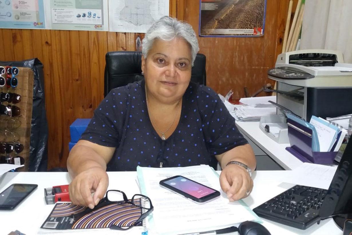 Patricia Martínez - Foto El Entre Ríos
