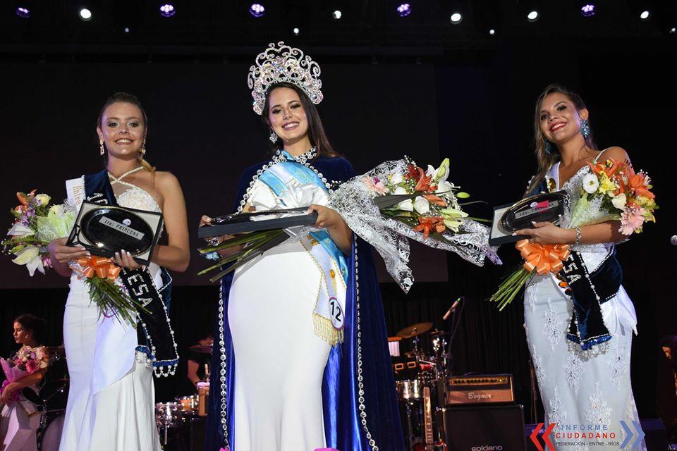 Ariadna Galeano es la nueva reina nacional de la Fiesta del Lago.