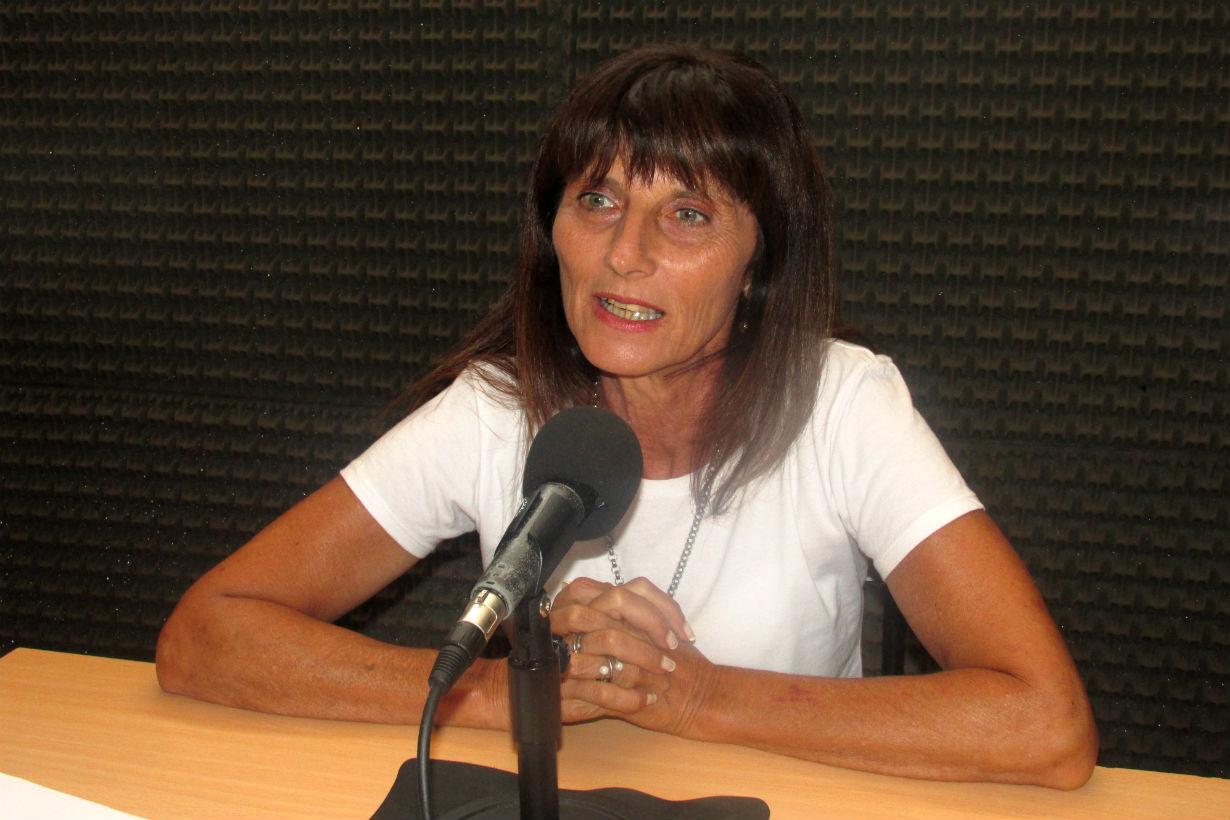 Silvia Vallory, secretaria de Turismo de Colón.