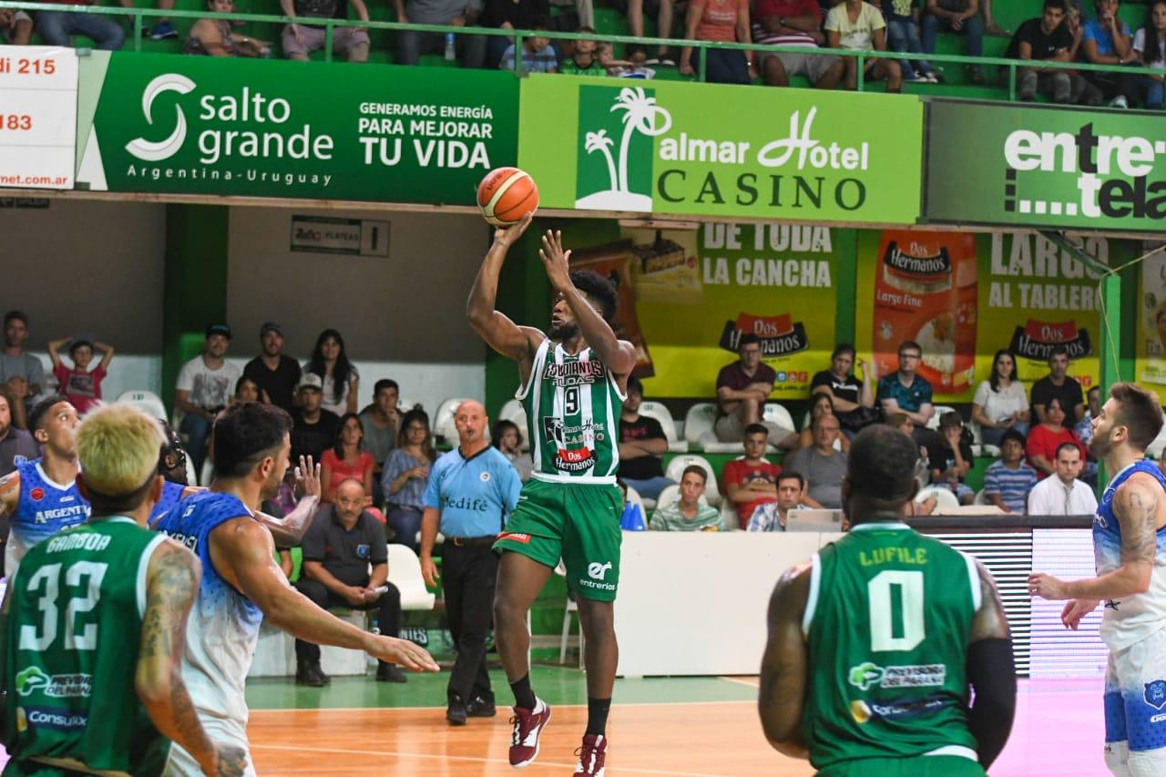 Chourio jugó el martes su último partido con el equipo concordiense.