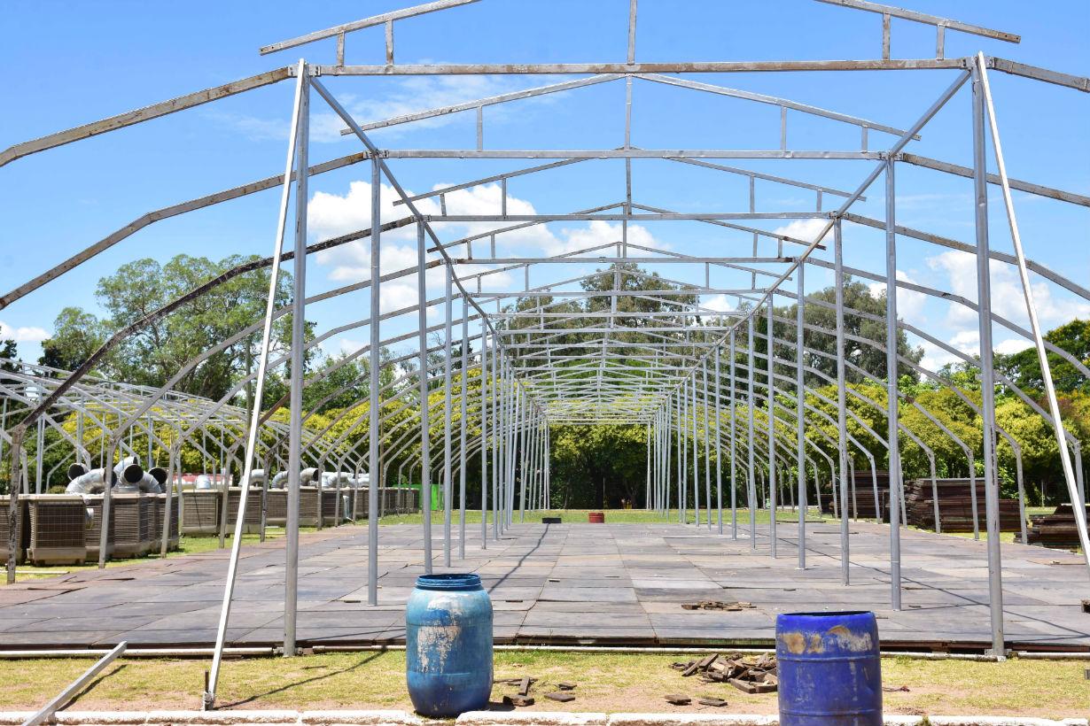 Este año habrá una carpa de Sabores Regionales además de las destinadas a los artesanos.