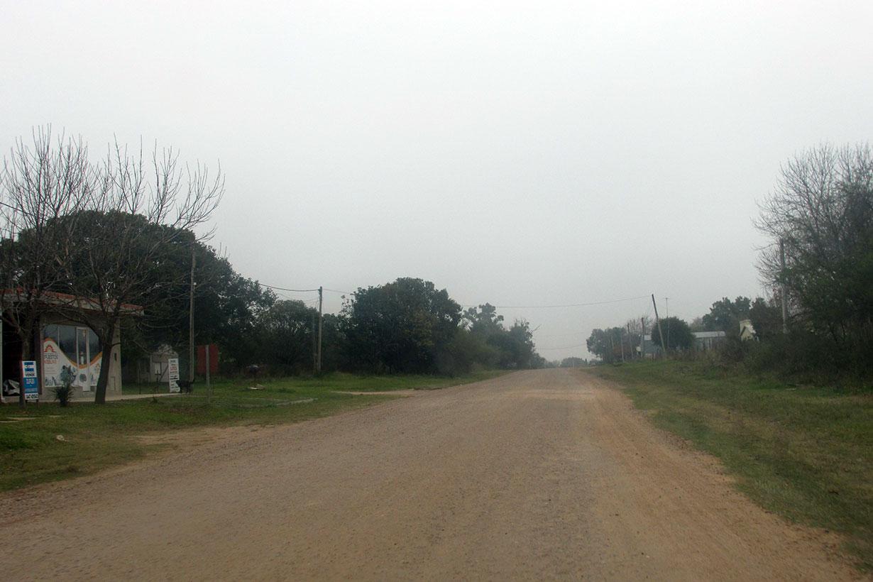 Una zona con poco tránsito y vecinos alejados