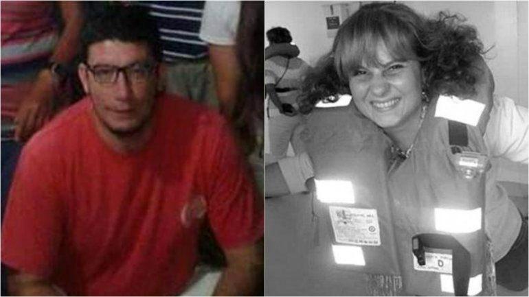 Luis Castillo y Teresita Galli