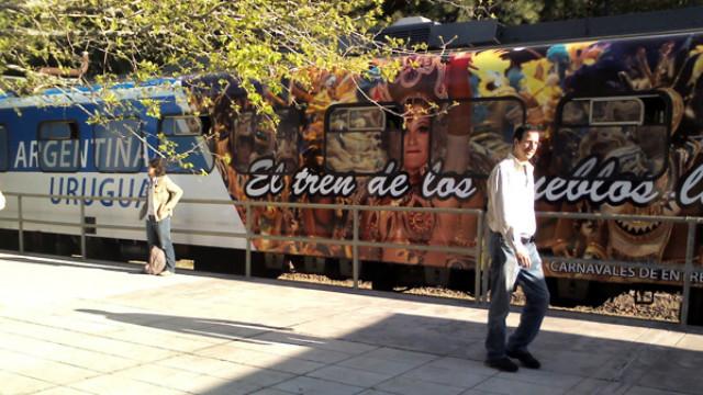 Así lucían los vagones aquella templada tarde de 2011, en la estación Ayuí (foto: El Entre Ríos)