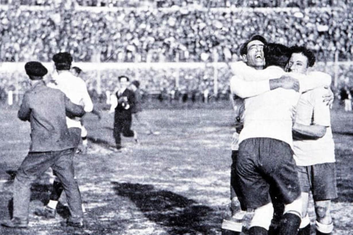 Uruguay se quedó con el primer mundial de la historia.