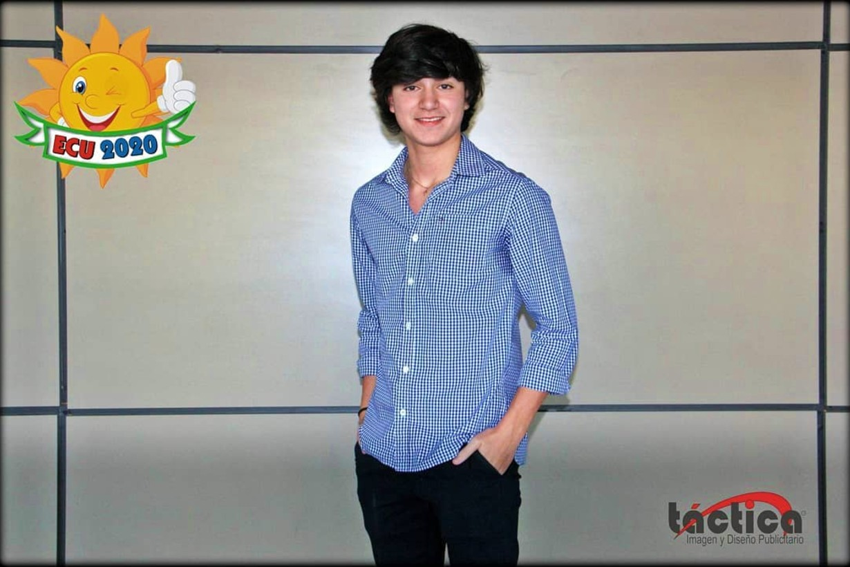 El nuevo rey de los estudiantes: Lucas Ellero.
