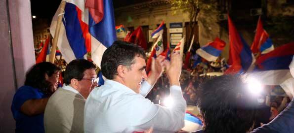 Lima vuelve a ser intendente de Salto