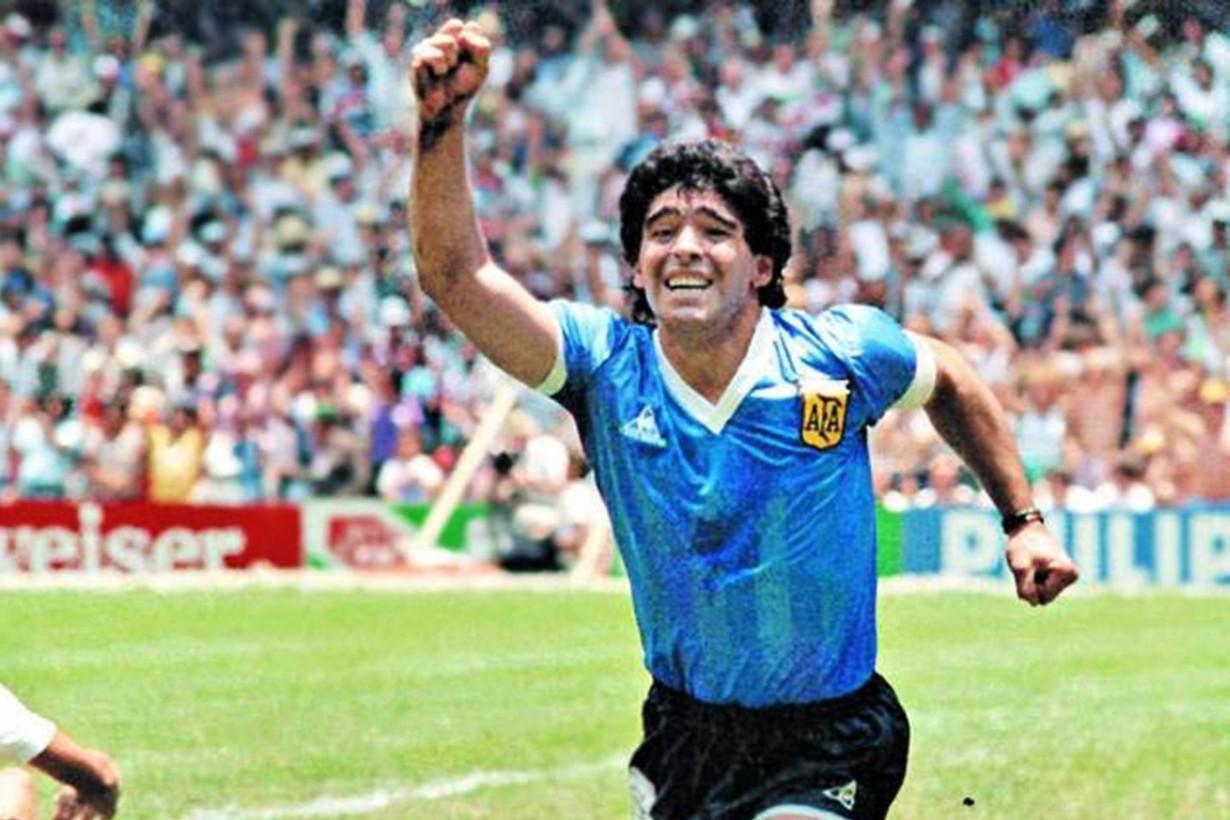 Cristina Fernández de Kirchner despidió a Maradona: