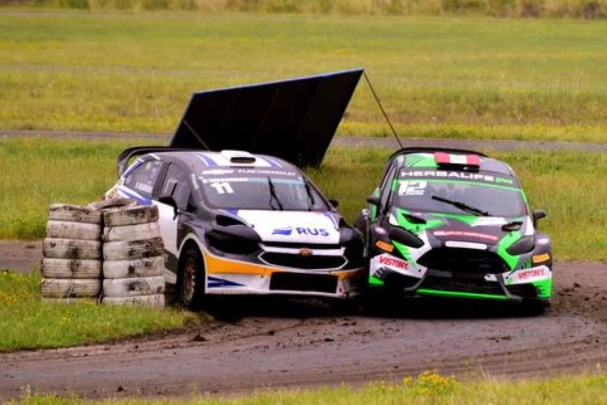 Carx Rally.