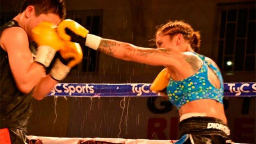 Los 10 rounds de la entrerriana defendiendo el título mundial