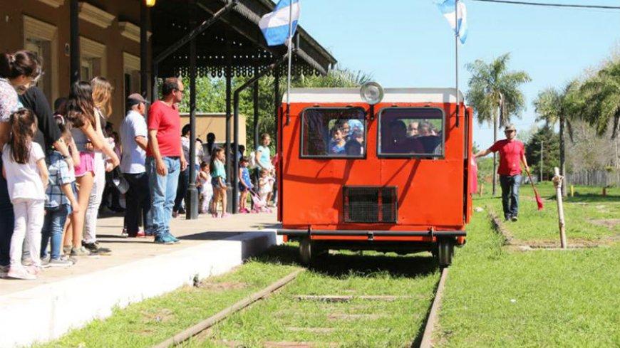 El sueño cumplido para el Ferroclub de Gualeguay
