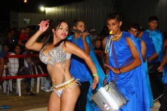 El carnaval tuvo su celebración con los corsos sanjosesinos