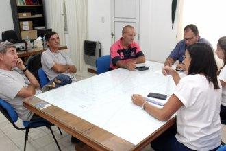 Nuevo plan de parquización de espacios públicos