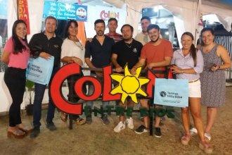 Villa Elisa se promocionó en la Fiesta de la Artesanía