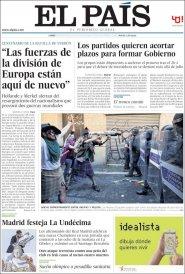 Ampliar tapa: El País