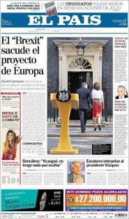 Ampliar tapa: El País de Montevideo