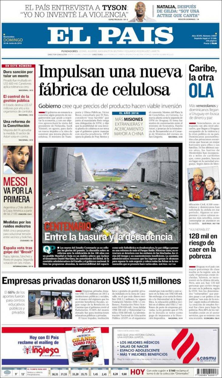 El País de Montevideo
