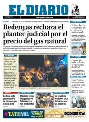 Ampliar tapa: El Diario
