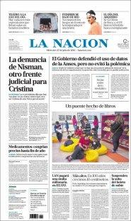 Ampliar tapa: La Nación