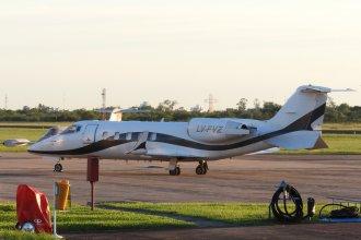 Se licita otra vez el traslado aéreo para el gobernador