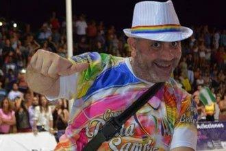 En el feriado de carnaval, murió el profe que amaba su comparsa