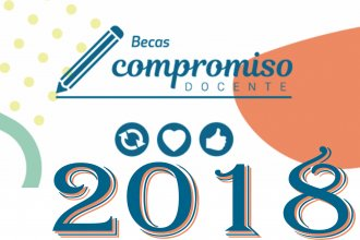 Una encuesta, primer paso para acceder a las Becas Compromiso Docente 2018