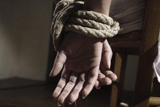 Liberaron a una mujer secuestrada por su pareja
