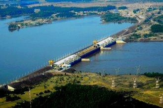 Salto Grande ratifica que continuará operando para reducir el nivel del río Uruguay