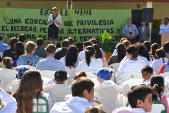 Polémica: cuándo concursarán cargos en escuelas Nina