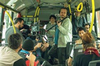 Una serie filmada arriba de un colectivo entrerriano