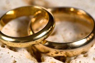 En el Día de los Enamorados, una concejal dio el sí
