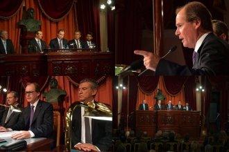 Bordet elevará un proyecto a la legislatura para terminar con la lista sábana