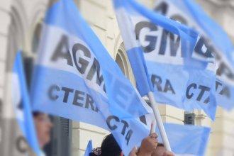 Agmer pide al gobernador que convoque a una nueva discusión salarial