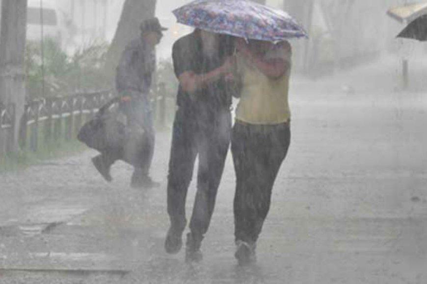 Rigen dos alertas por tormentas fuertes y granizo sobre Entre Ríos