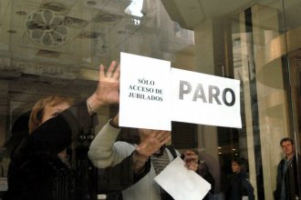 La Bancaria dispuso huelga y no habrá atención en todo el país