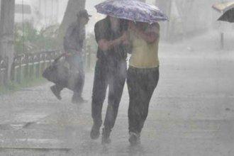 Alertan sobre vientos de hasta 70 km/h para la provincia