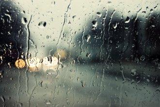 Con las primeras lluvias se redujo el alerta meteorológico en la provincia