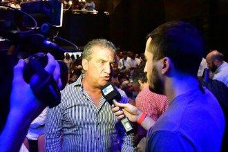 Barrandeguy cuestionó el embargo a Urribarri y dijo que no fue notificado
