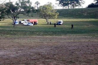 Hallaron un cuerpo sin vida en el Parque San Carlos