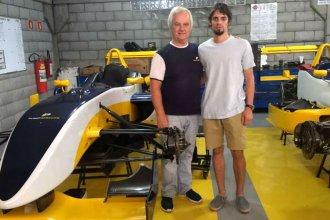 Del taller mecánico familiar a telonear la F1