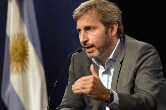 Frigerio apunta a una mayor transparencia en las campañas electorales