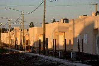El gobierno nacional construirá más de 100 viviendas en una ciudad entrerriana