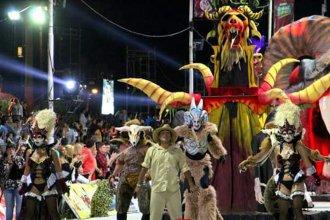 Imperio campeona del carnaval 2018