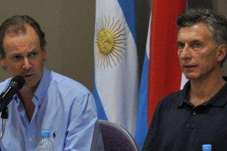 ¿Qué dijo Bordet sobre los rumores de fórmula con Macri?