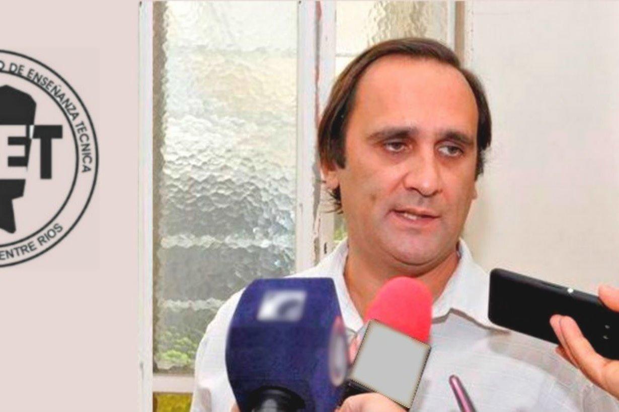 Andrés Besel. De archivo.