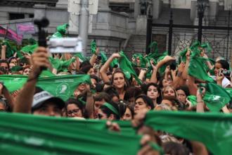 Luz verde al debate sobre el aborto