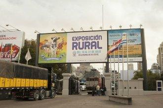 Mostrarse en la Expo Rural le costó a Entre Ríos $700 mil