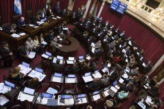 Los tres senadores entrerrianos presidirán comisiones