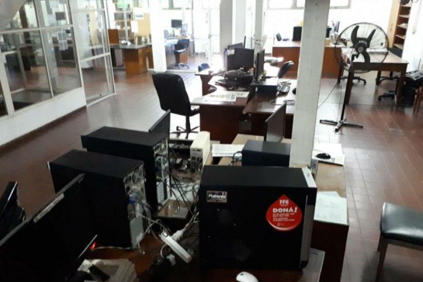 La redacción sin periodistas (Entre Ríos Ahora)