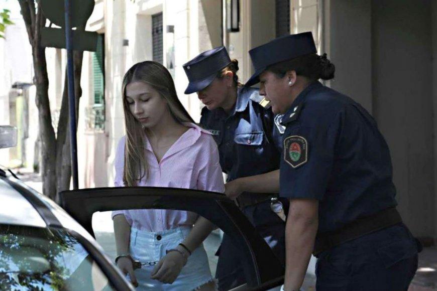 Hoy se inicia el juicio a Nahir Galarza